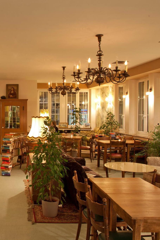 Café & Bar zuhause